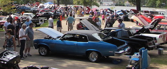 14th Annual Pardeeville Community Car & Truck Show Largest Carshow in the area